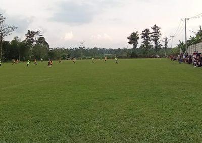 Tim PGRI Taklukkan Tim Pasar Salasa 7-0